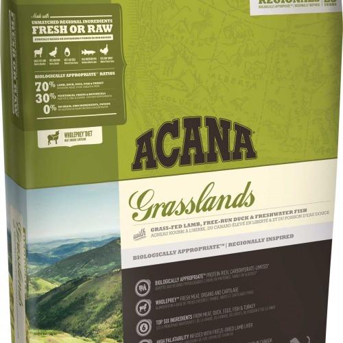 ACANA  для собак GRASSLANDS