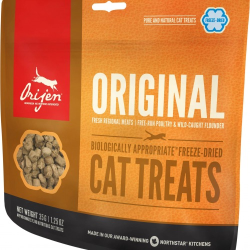 ORIJEN CAT TREATS DRY TREATS ORIGINALS 35gr