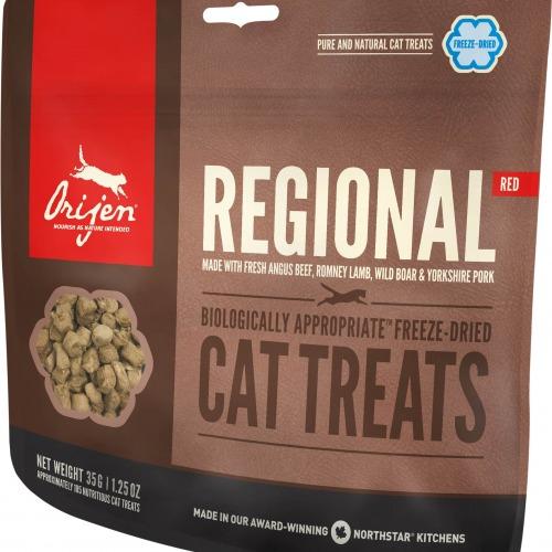 ORIJEN kārumi kaķiem REGIONAL 35 gr