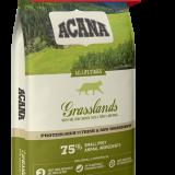 ACANA k/b kaķiem GRASSLANDS 4,5kg – JAUNS!
